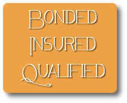Bonded Insured Qualified