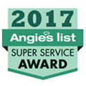 2017 Angie's List Super Service Award